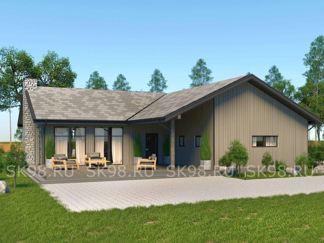 проект дома ONE 221