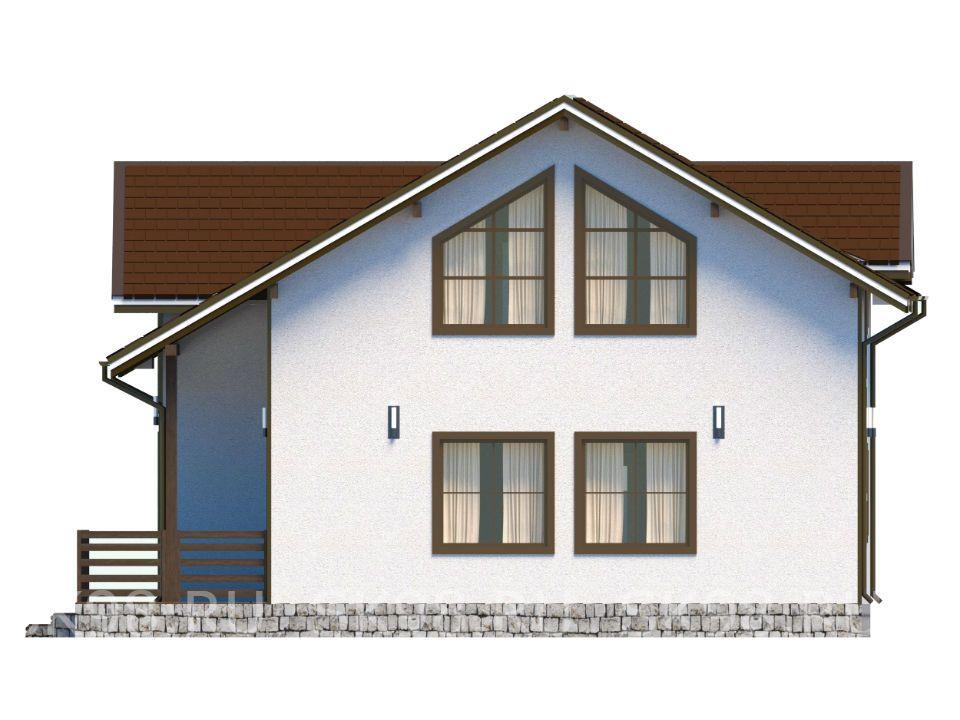 фасад дома TWO 141