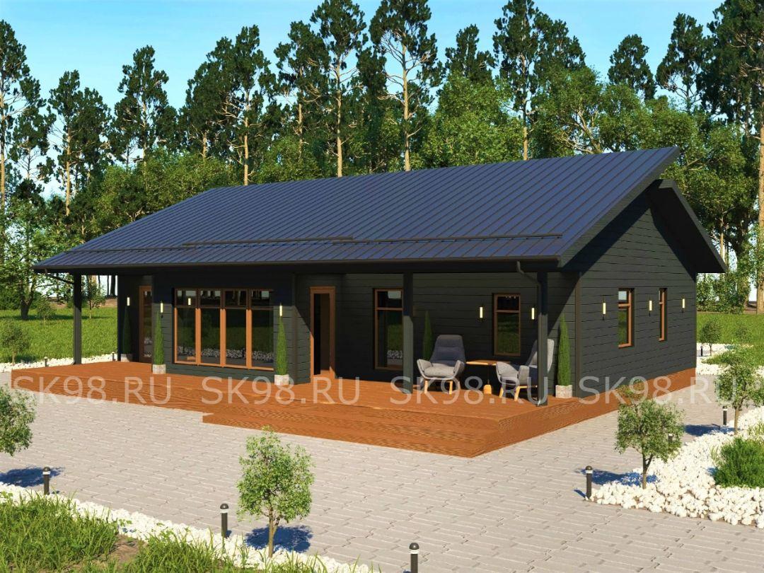 проект дома ONE 100