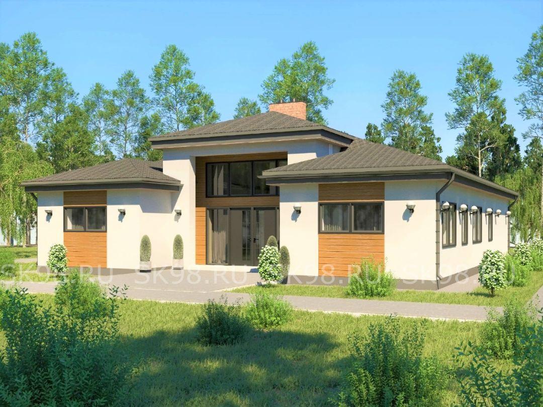 проект дома ONE 146