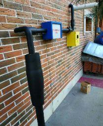 Размер котельной в частном доме, газ