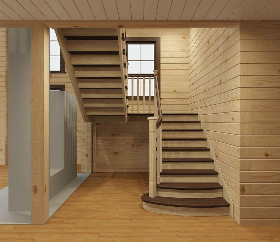 плюс одноэтажного дома