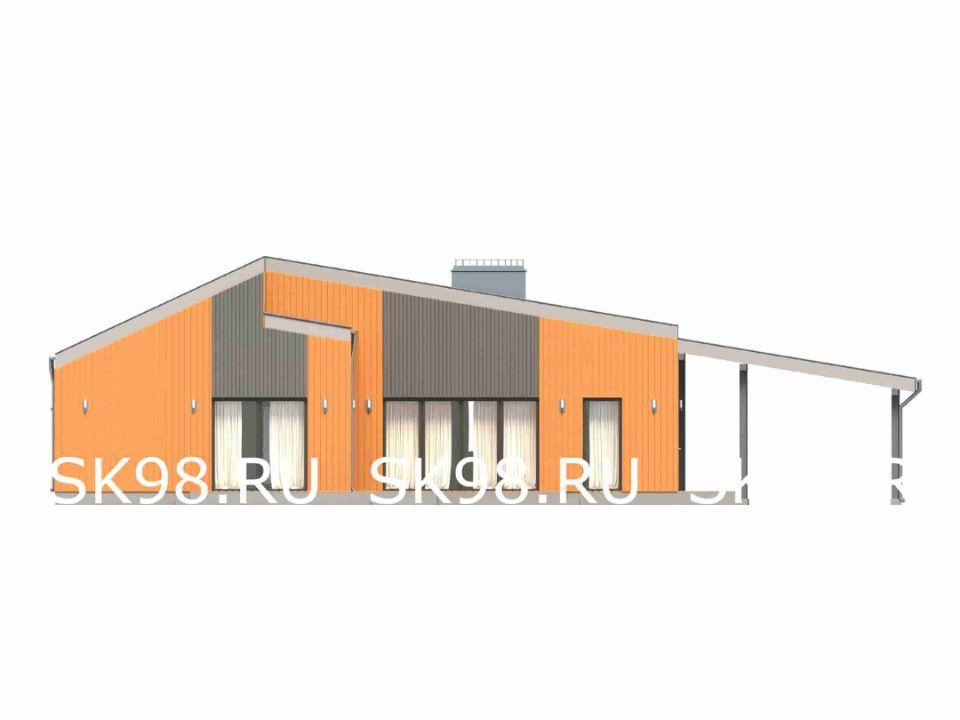 фасад дома ONE 144