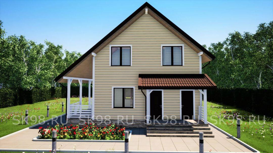 проект дома TWO 88