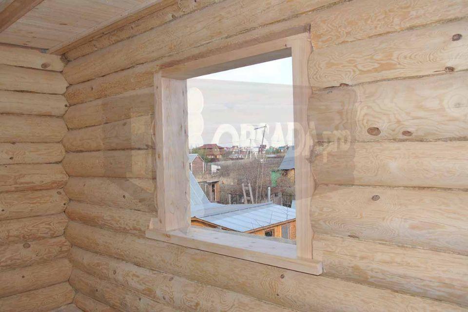Окосячка - обсада оконных и дверных проемов в деревянном доме, бане, срубе из бревна, бруса, лафета. Изготовление, доставка, установка. В любом регионе.