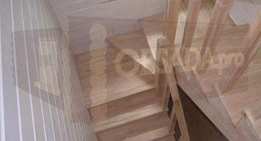 Шлифовка лестниц и лестничных ступеней, перил, балясин