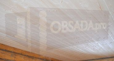 Шлифовка потолка и потолочных досок