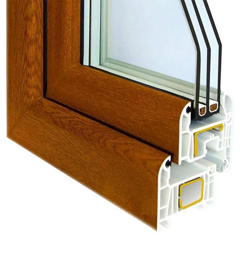 Пластиковое окно ПВХ SATELS OPTIMUM от компании obsada.pro. Изготовить на заказ от производителя, монтаж - установка. Любой регион.