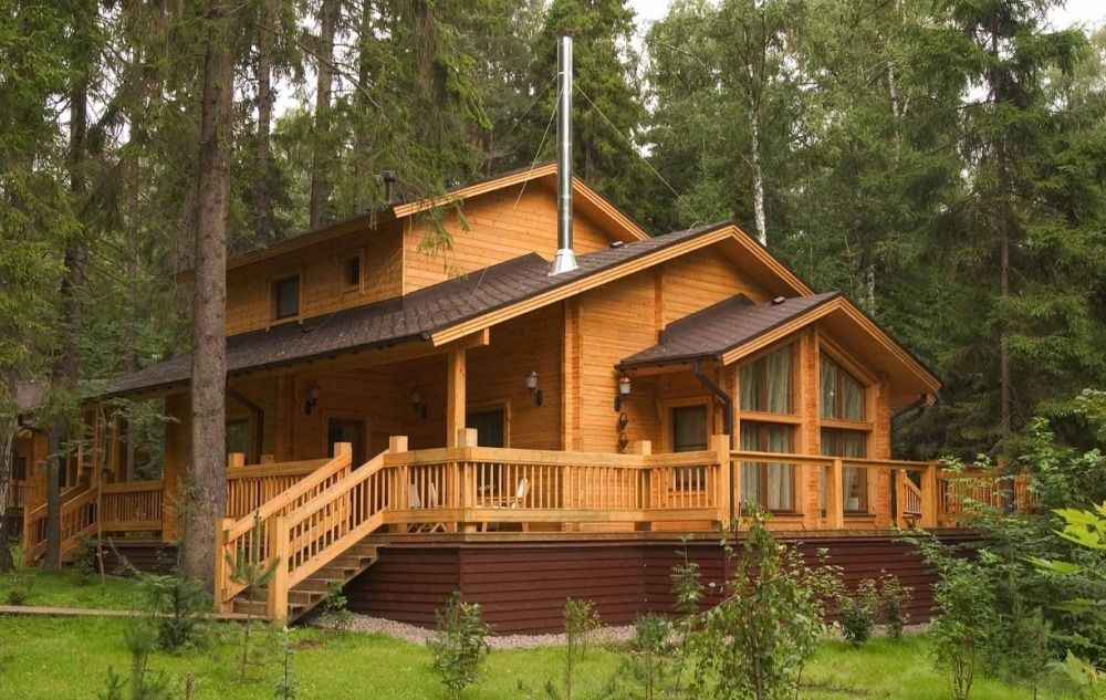 Дом Holiday House от компании 100proektov.pro
