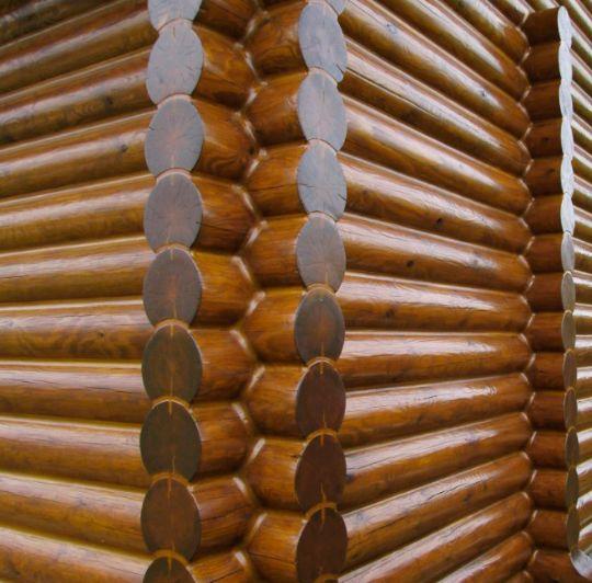 Теплый шов в деревянных домах и срубах из бруса, бревна, лафета от компании obsada.pro