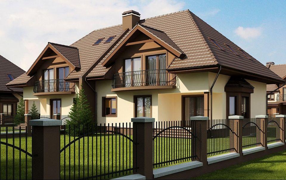 элитный загородный дом в москве