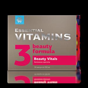 картинка Витамины красоты - Essential Vitamins