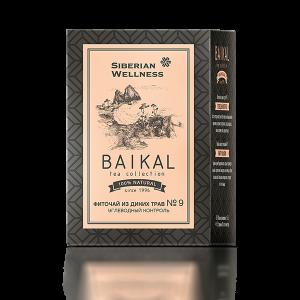 картинка Фиточай из диких трав № 9 (Углеводный контроль) - Baikal Tea Collection  от магазина Одежда+
