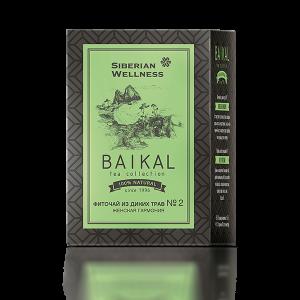 картинка  Фиточай из диких трав № 2 (Женская гармония) - Baikal Tea Collection от магазина Одежда+