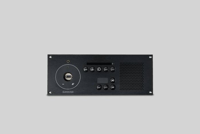 Врезной конференц пульт MXC630-F shure
