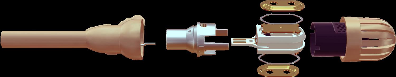 Shure TwinPlex - конструкция микрофона