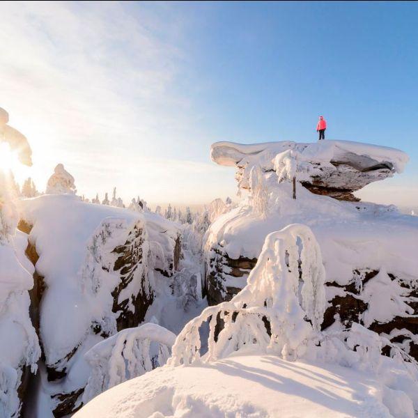 Поход выходного дня на хребет Юрма