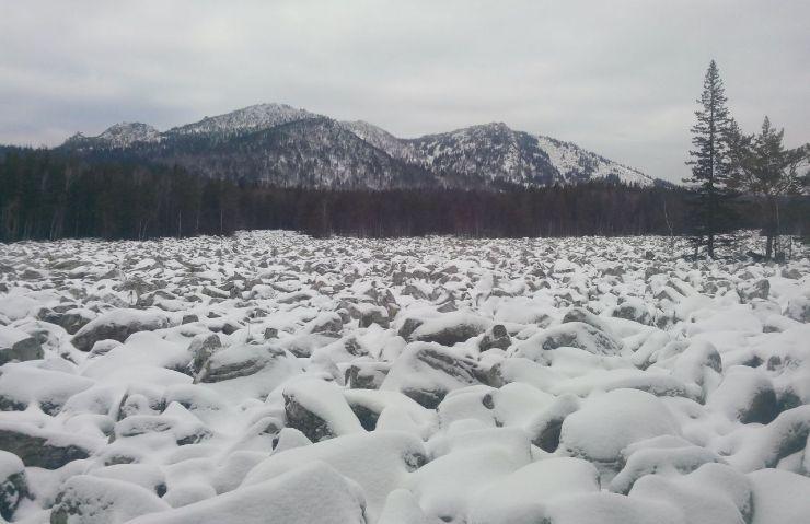 Пеший поход в парк Таганай из Екатеринбурга (3 дня)