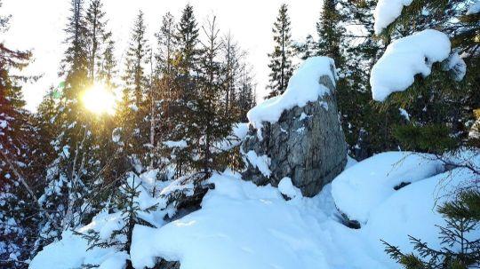 Поход выходного дня на гору Бунар и бунарские идолы