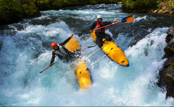 Спортивный сплав по рекам Северного Кавказа