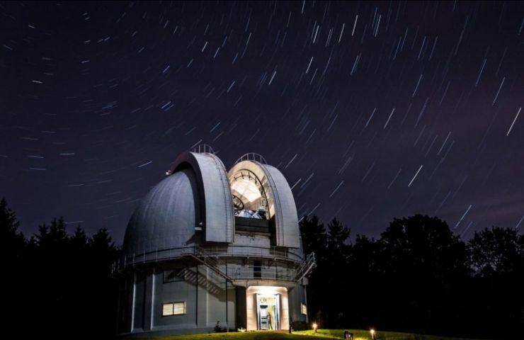 Поход выходного дня из Екатеринбурга в Коуровскую обсерваторию и на Георгиевские скалы