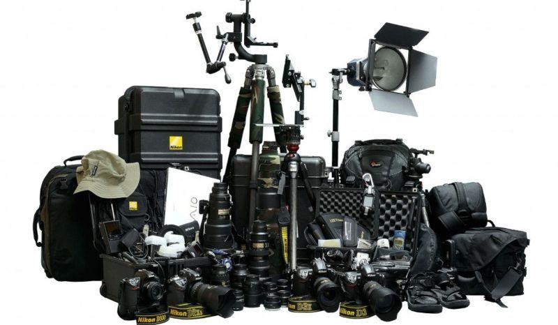 Видеокамеры на свадьбу