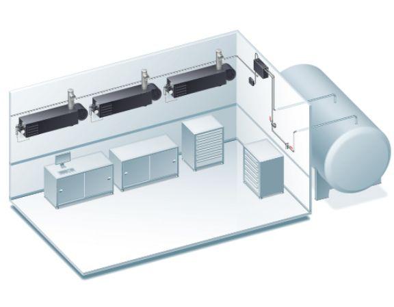 воздухонагреватель energylogic el