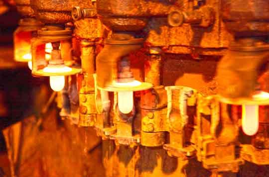 LEADlight лампа накаливания - изготовление колб