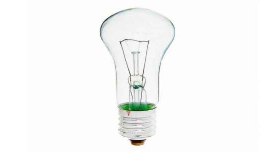 Лампа в колбе ГРИБОК