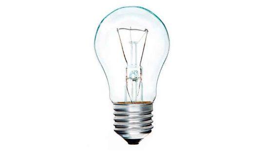 Лампа в колбе ГРУША