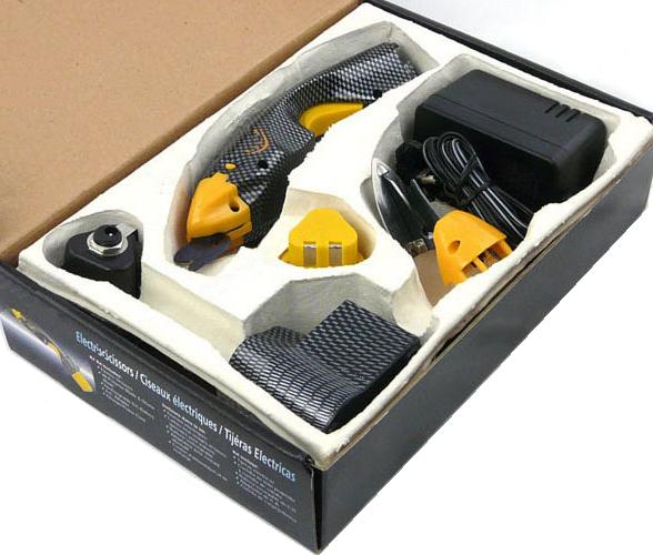ножницы аккумуляторные EC Cutter