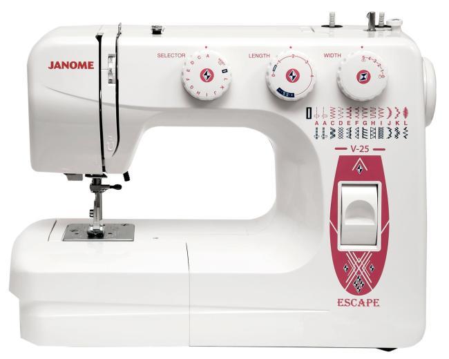 Швейная машина Janome Escape V-25