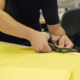 ножницы ROBUSO Solingen для технических тканей