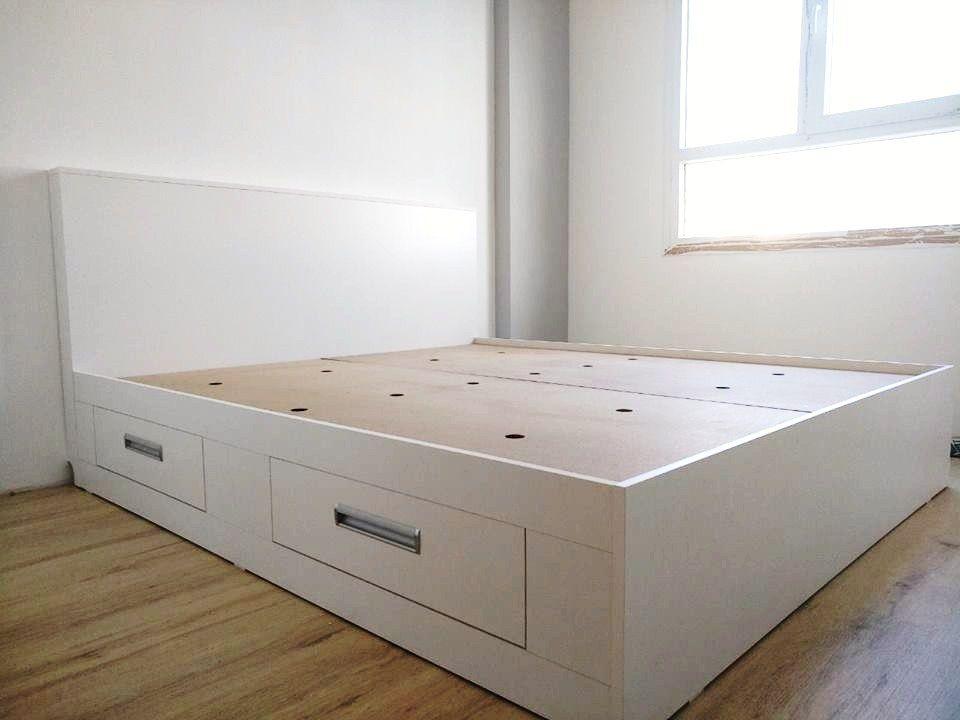 Мебель Кипр. Кровать