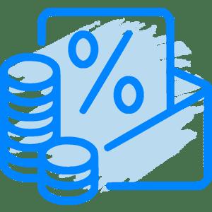 Иконка долги по налогам и сборам