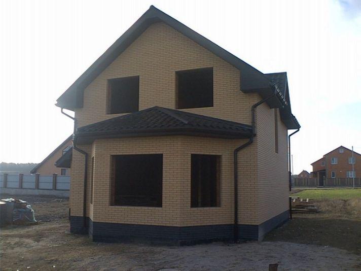коробка дома под крышу