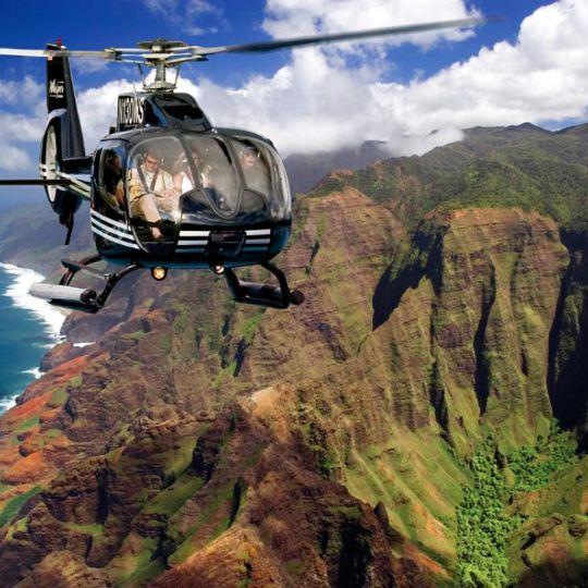 Вертолетный тур