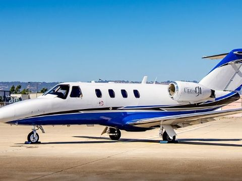 Cessna Citation CJ1