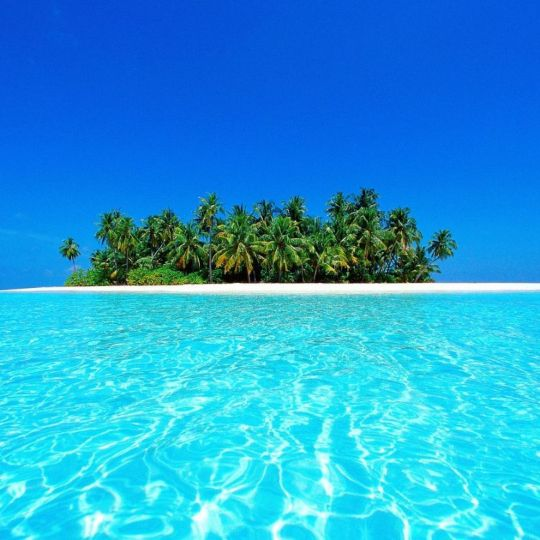 Индийский океан острова