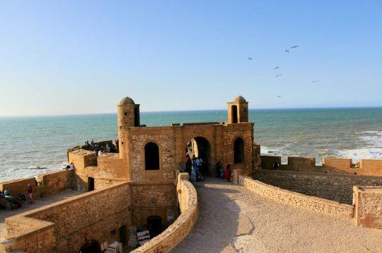 климат в Марокко
