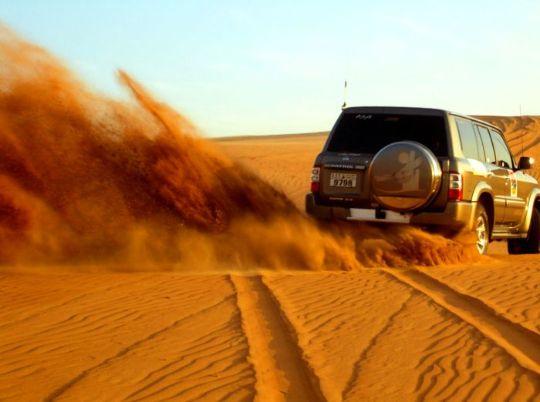 Сафари в ОАЭ