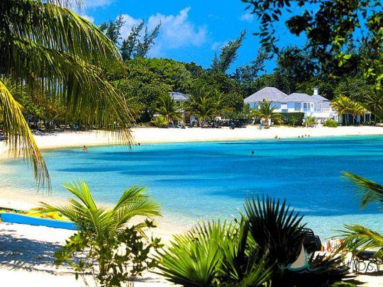 Карибские острова. Ямайка