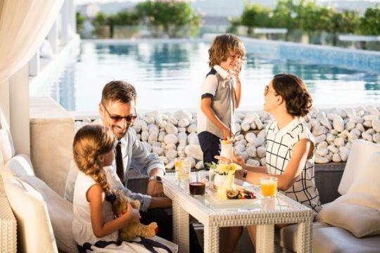 Отдых с детьми в теплых странах