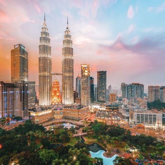 Куала Лумпур Азия