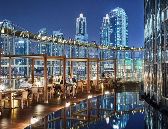 Армани Отель Дубаи