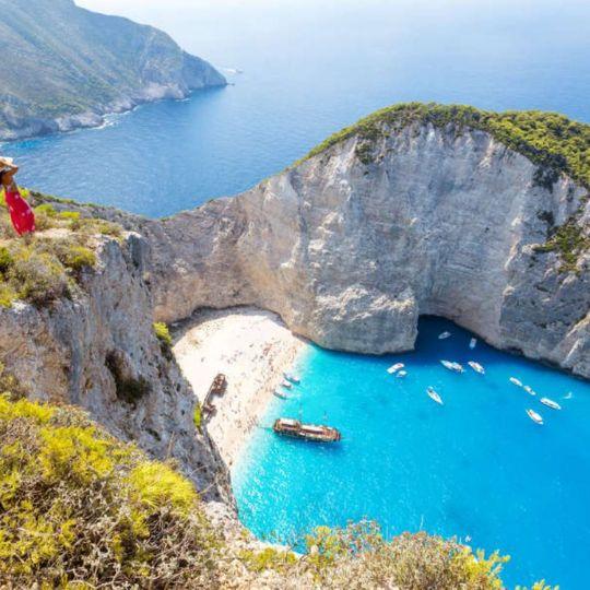 Греция. Средиземное море