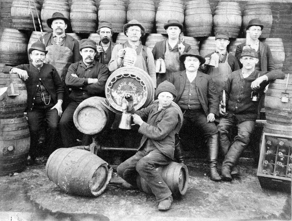История зарождения пива в Крыму