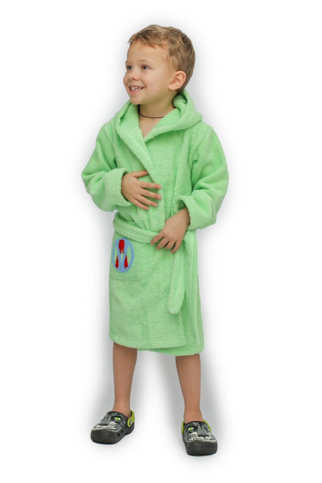 603001, Халат детский махровый от магазина Lemive