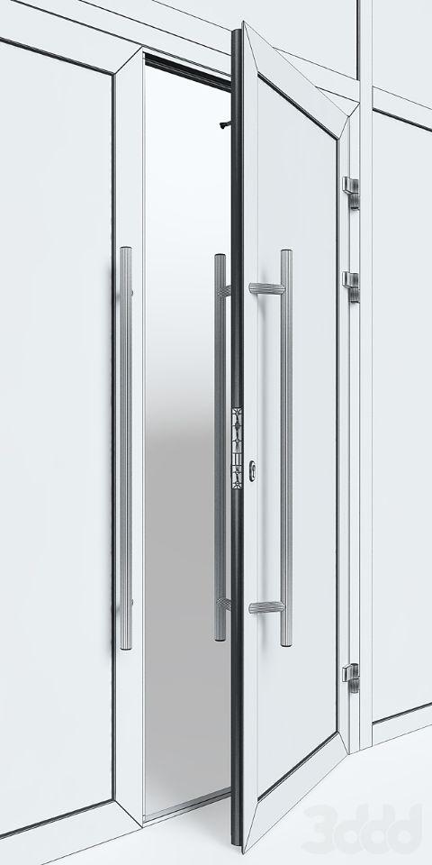 ремонт алюминиевых дверей в самаре