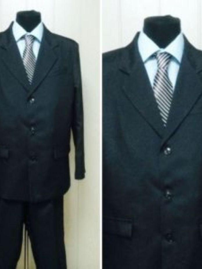 костюм для похорон